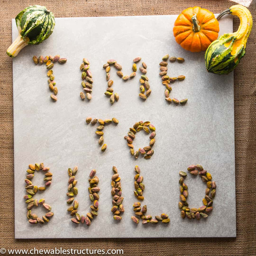 Why cook when you can build your food! It's Time To Build.